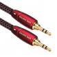 Audioquest Golden Gate JJ 1 m - audio kabel 3,5 jack - 3,5 jack