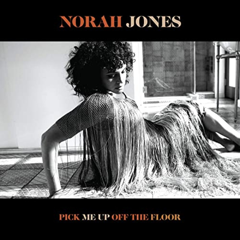 Norah Jones - Pick Me Up Off The Floor CD