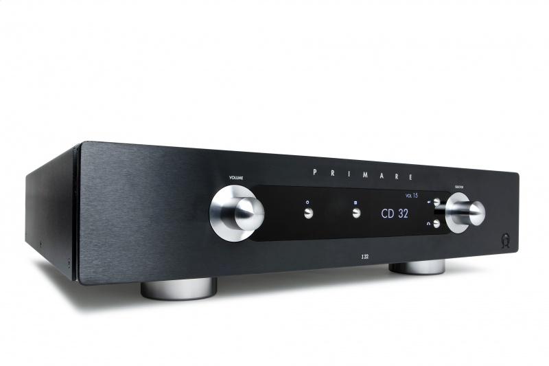 Integrovaný stereo zesilovač Primare I32 MM30 - black