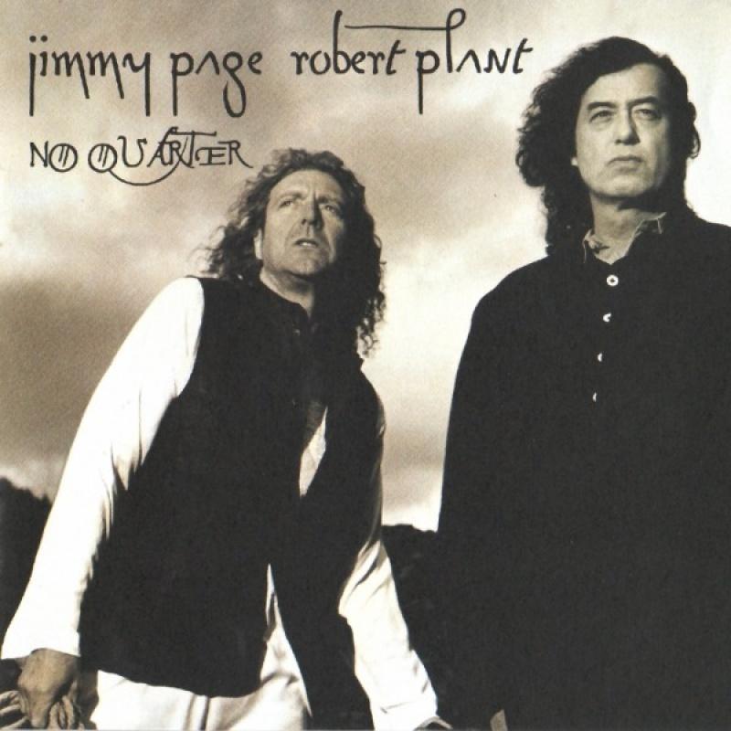 Jimmy Page/Robert Plant - No Quarter CD