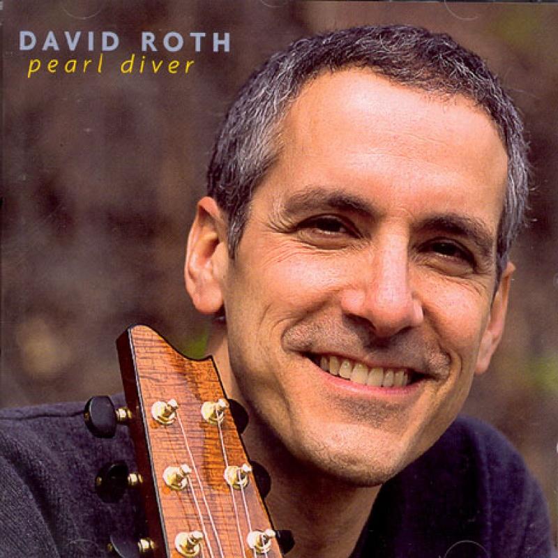 David Roth - Pearl Diver - LP
