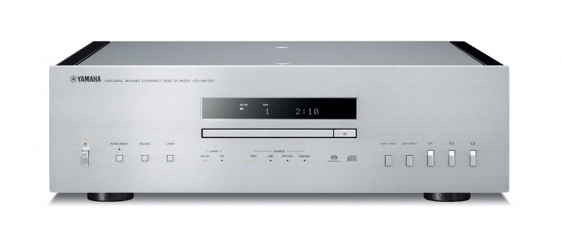 Yamaha CD-S2100 Silver/Piano Black