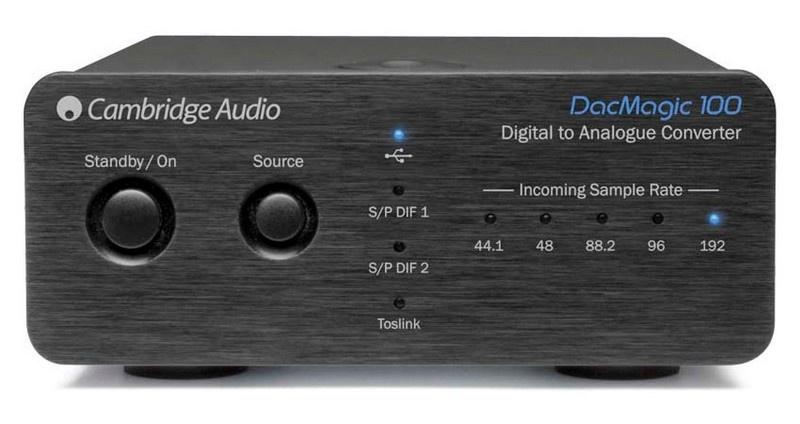 Cambridge Audio DacMagic 100 - Black