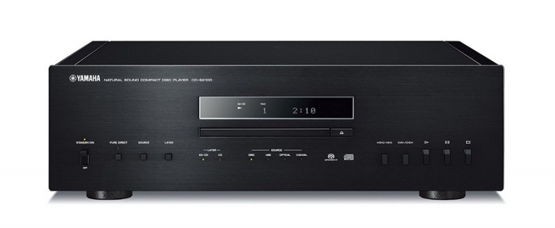 Yamaha CD-S2100 - Black