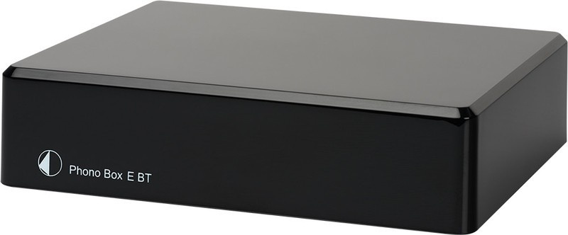 Pro-Ject Phono Box E BT - Black