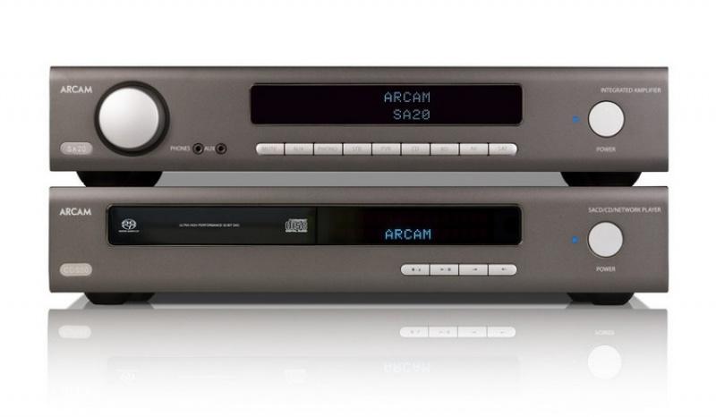 Arcam HDA SA20 + CDS 50