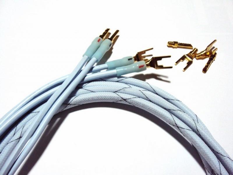 SUPRA Classic SET 2x4.0 Single-wire CombiCon 2x 2.5m