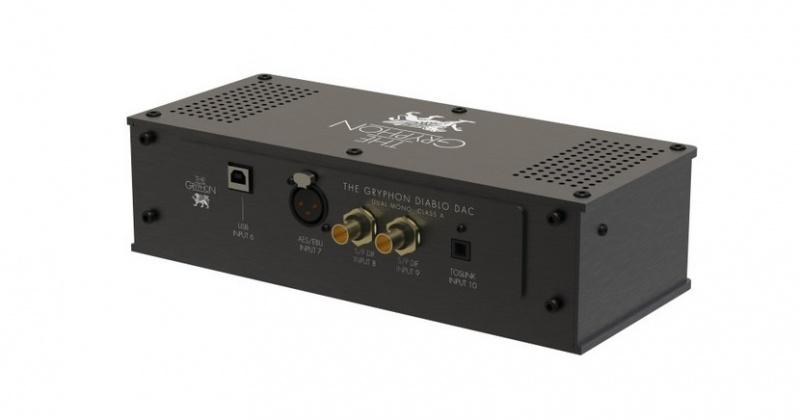 Gryphon Diablo 300 PCM/DSD DAC modul