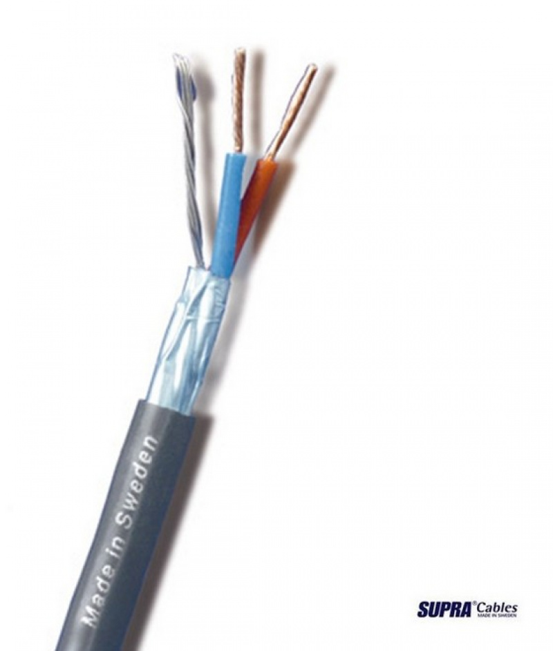 Analogový kabel SUPRA MB01 FRHF