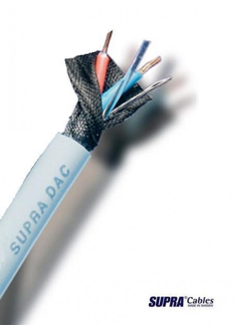 Analogový propojovací kabel SUPRA DAC