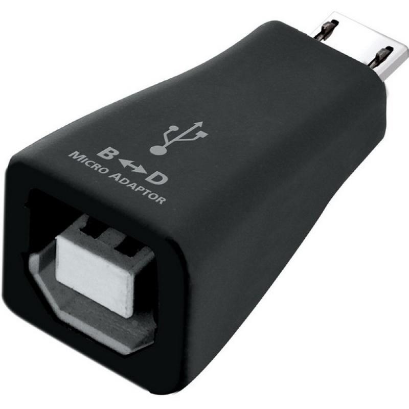 Audioquest USB B na Micro 2.0 adaptér