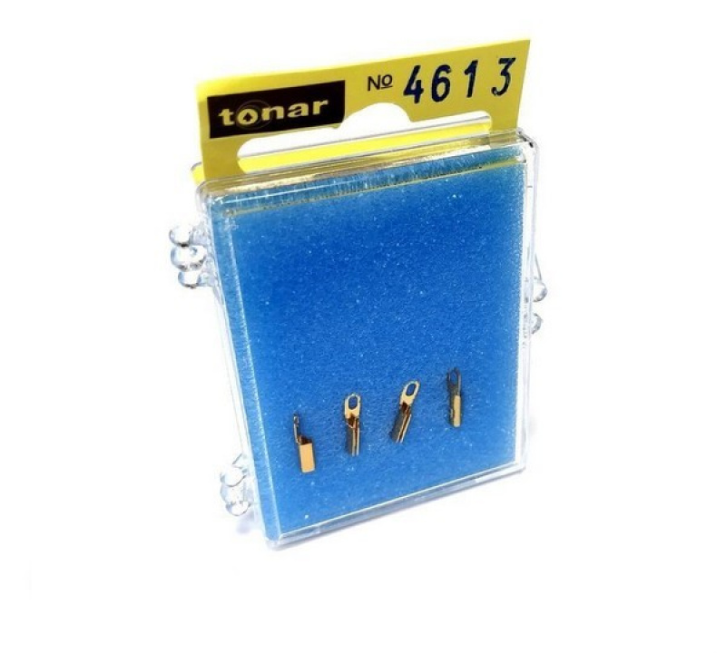Tonar Gold Plate terminal pins