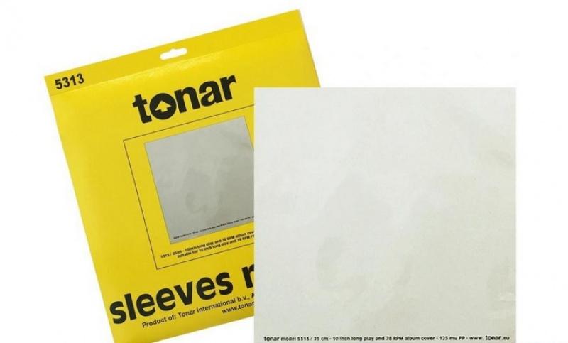 Tonar Outer Sleeves