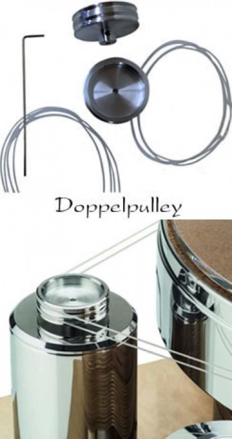 Acoustic Solid Doppelpulley