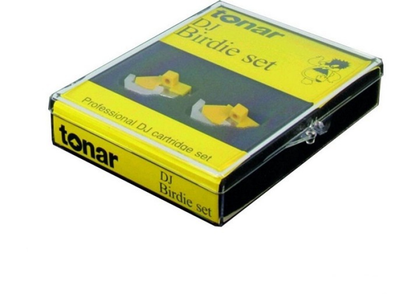 Tonar Birdie DJ Cartridge Set
