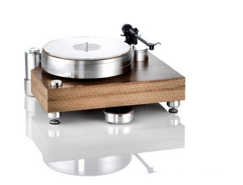Acoustic Solid - Solid Wood MPX + Ortofon Quintet Red