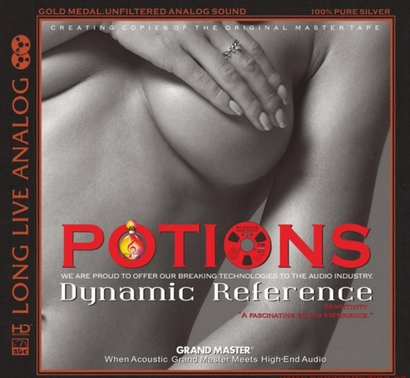 ABC Records - Potions Dynamic Reference CD-AAD