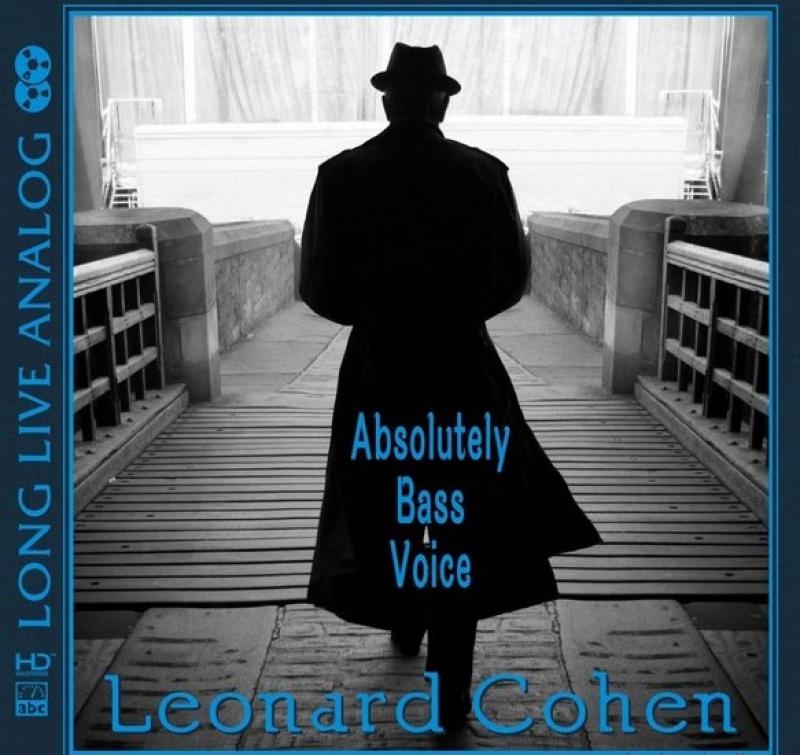 Leonard Cohen - Absolutely Bass Voice CD-AAD