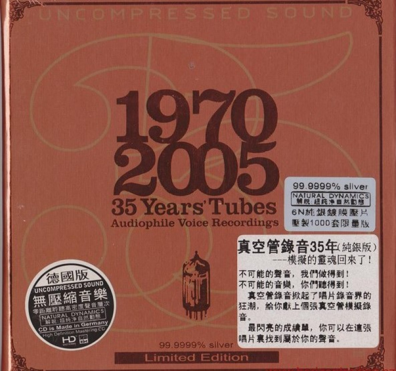 ABC Records - 35 Years Tube CD-AAD