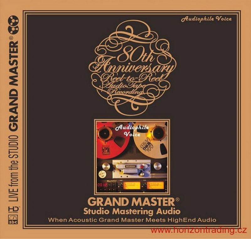 ABC Records - Grand Master-Audiophile Voice CD-AAD