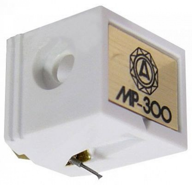 Nagaoka Replacement Stylus JN-P300 for MP-300 +PRESENT
