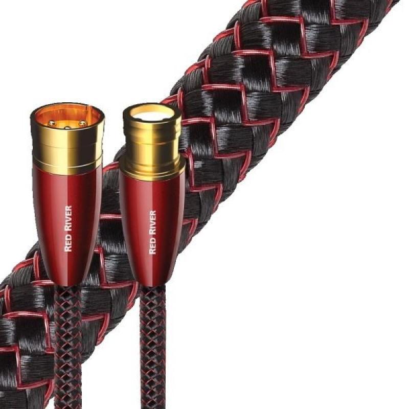 Audioquest Red River 2 m XLR