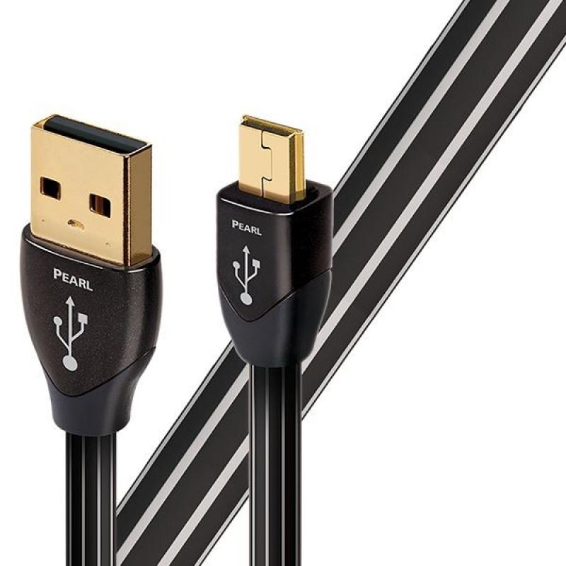 Audioquest Pearl USB A na mini USB 0,75m