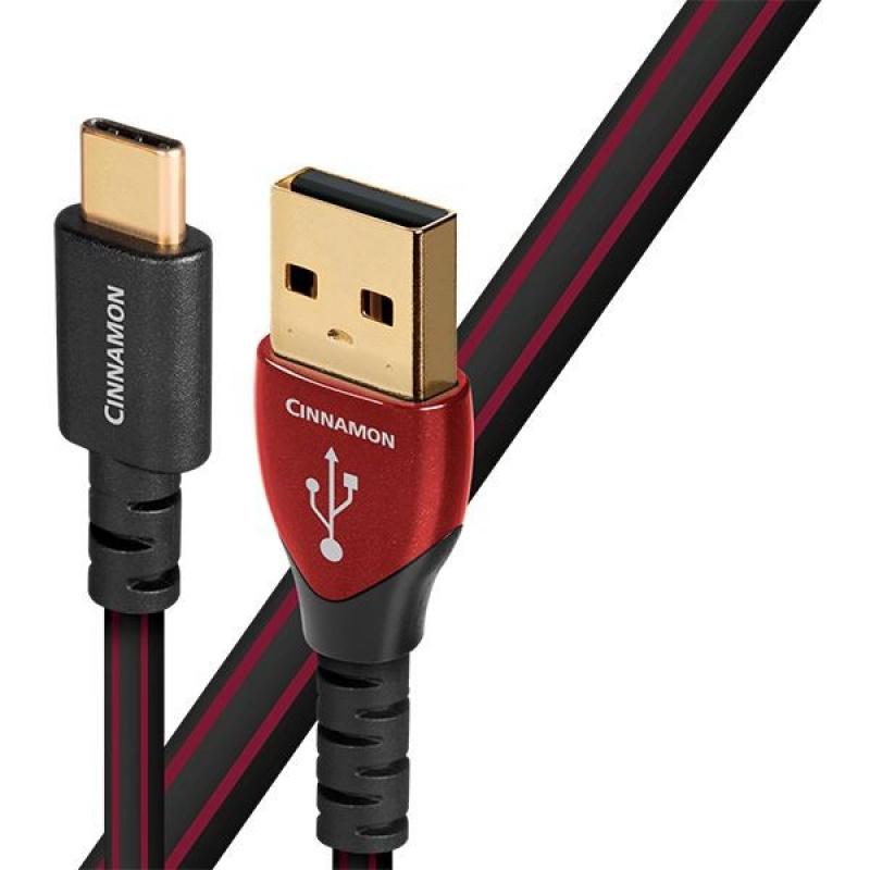 Audioquest Cinnamon USB A na C 3 m