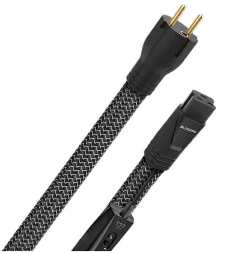 Audioquest Blizzard C-19, napájecí kabel 3 m