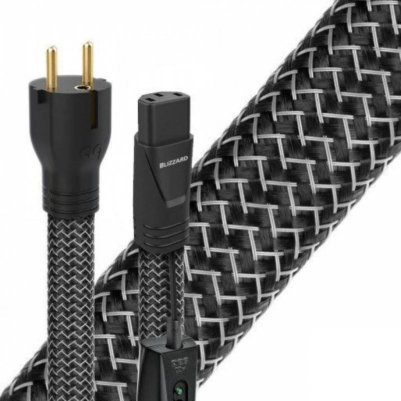Audioquest Blizzard C-13, napájecí kabel 1 m