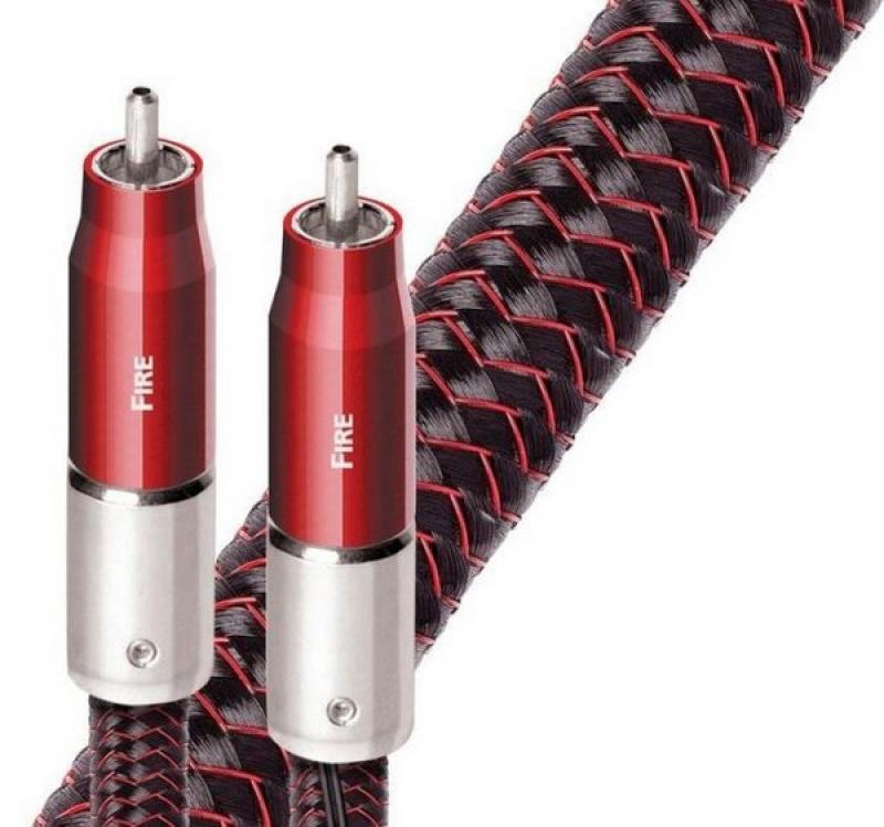 Audioquest Fire RCA - RCA 0,5 m