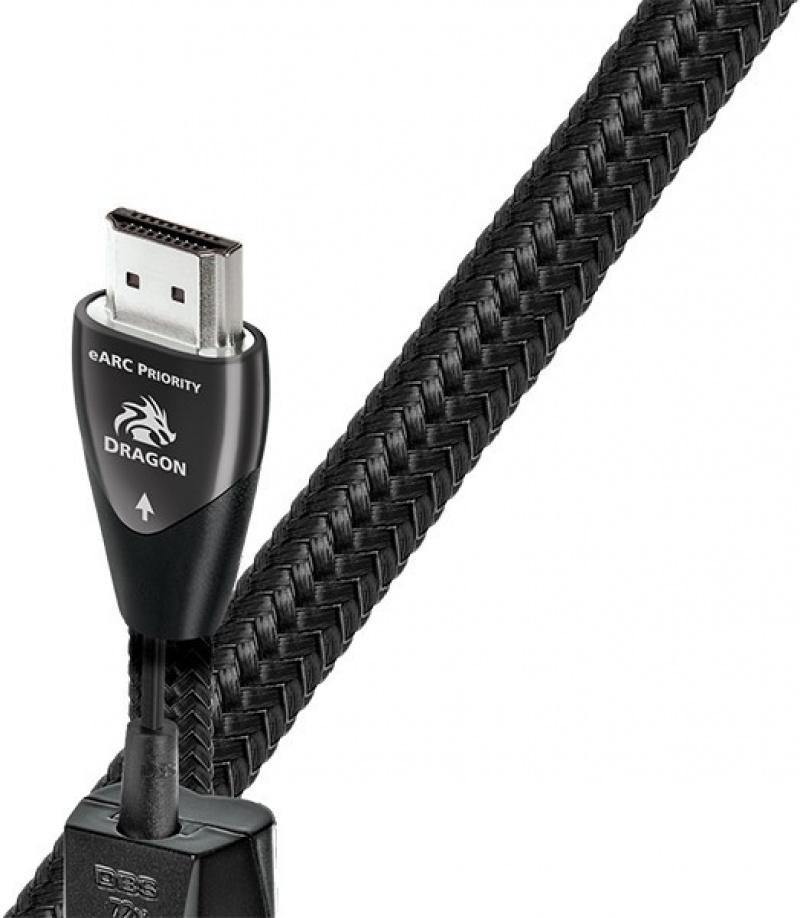 Audioquest Dragon eARC priority HDMI 2,0 m - kabel HDMI-HDMI