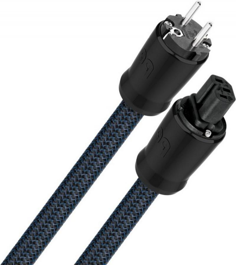 Audioquest Monsoon XTRM, napájecí kabel 2,0 m, koncovka IEC C-13