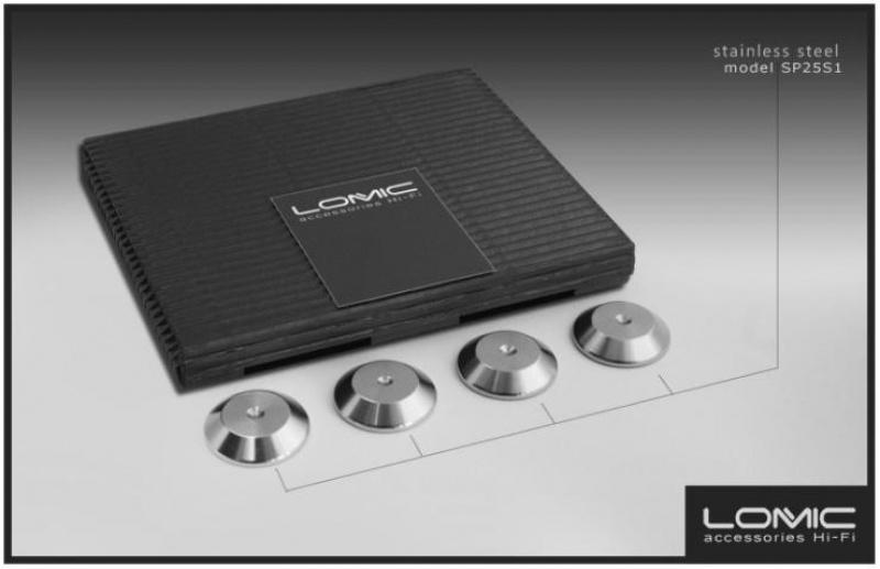Lomic SP25S1 Silver