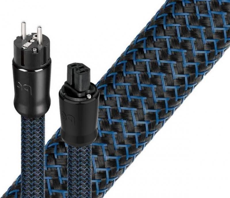 Audioquest Monsoon XTRM, napájecí kabel 2,0 m, koncovka IEC C-15