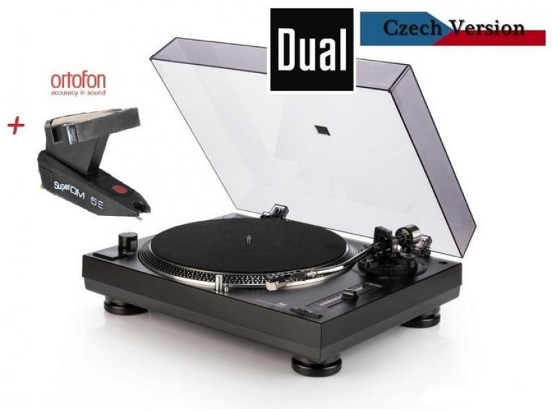 Dual DT 303 Direct Drive USB + Ortofon Super OM 5E
