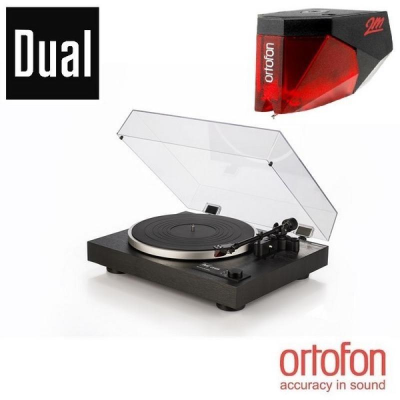 DUAL CS 418 + Ortofon 2M RED