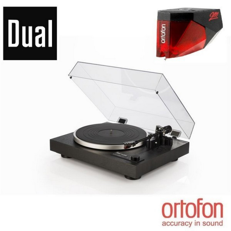 DUAL CS 518 + Ortofon 2M RED