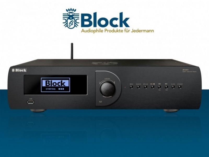 Tuner Block IR-100+ černý