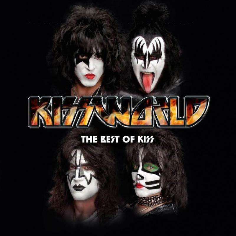 Kiss - Kissworld - Best Of 2LP