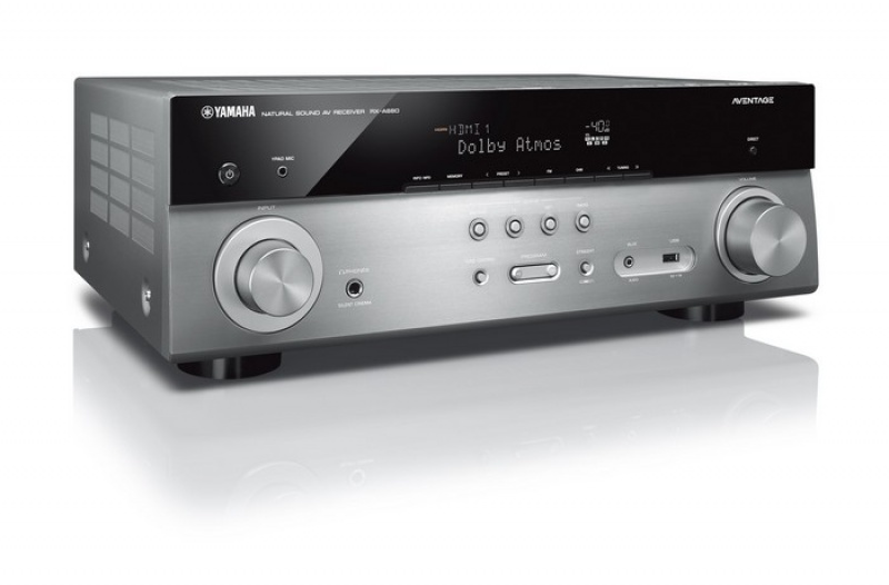 aventage av receiver yamaha rx a680 titan hi. Black Bedroom Furniture Sets. Home Design Ideas