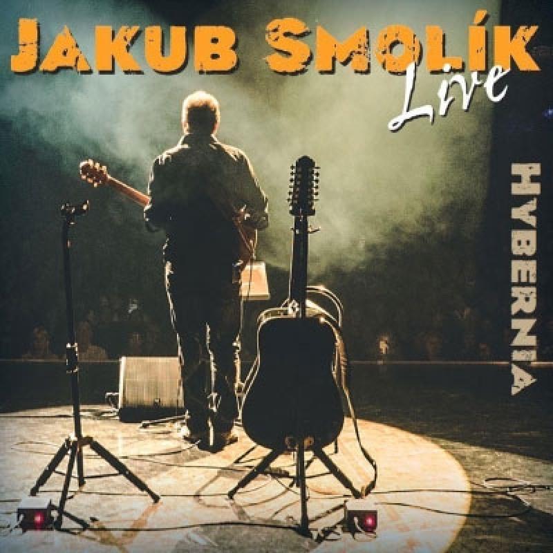Jakub Smolík - Live Hybernia CD