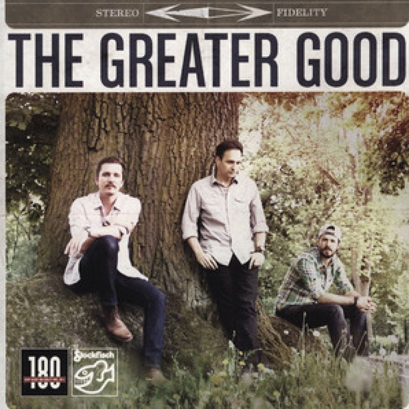 The Greater Good - The Greater Good - LP