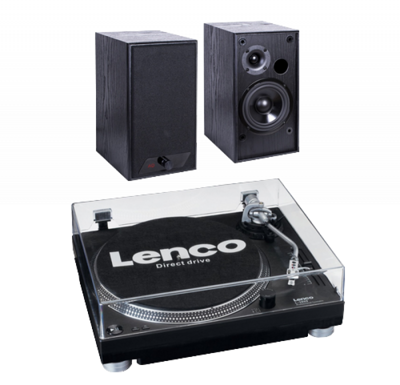 Lenco L-3809 + AQ M 25 multimedia