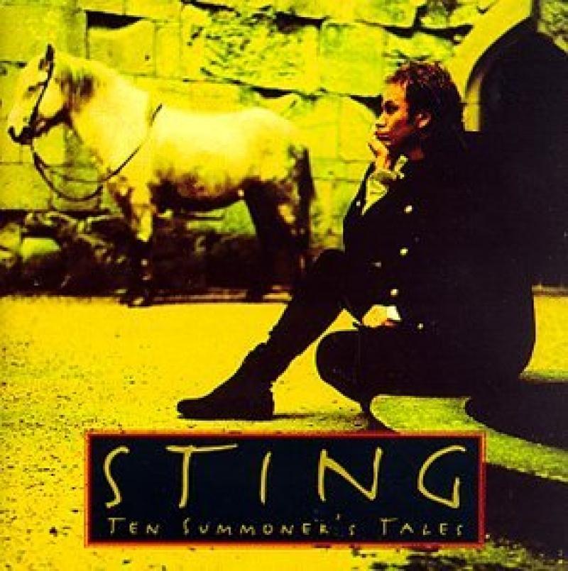 Sting - Ten Summoner´s Tales LP