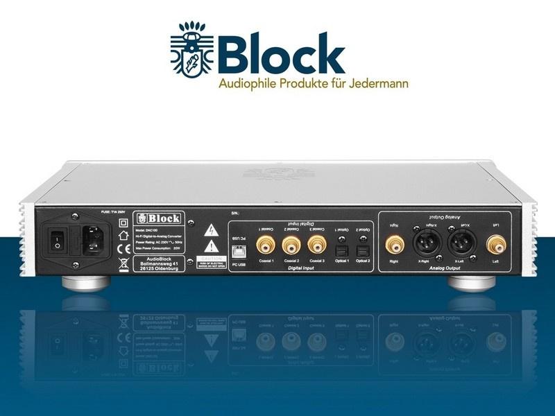 da p evodn k ab block dac 100 st brn hi fi audio. Black Bedroom Furniture Sets. Home Design Ideas
