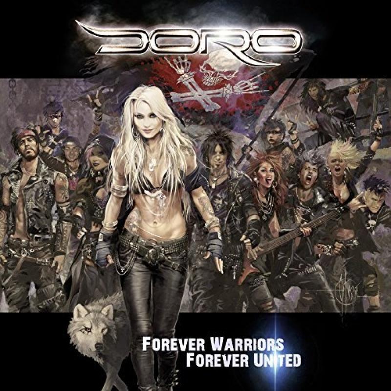 Doro - Forever Warriors, Forever United 2CD