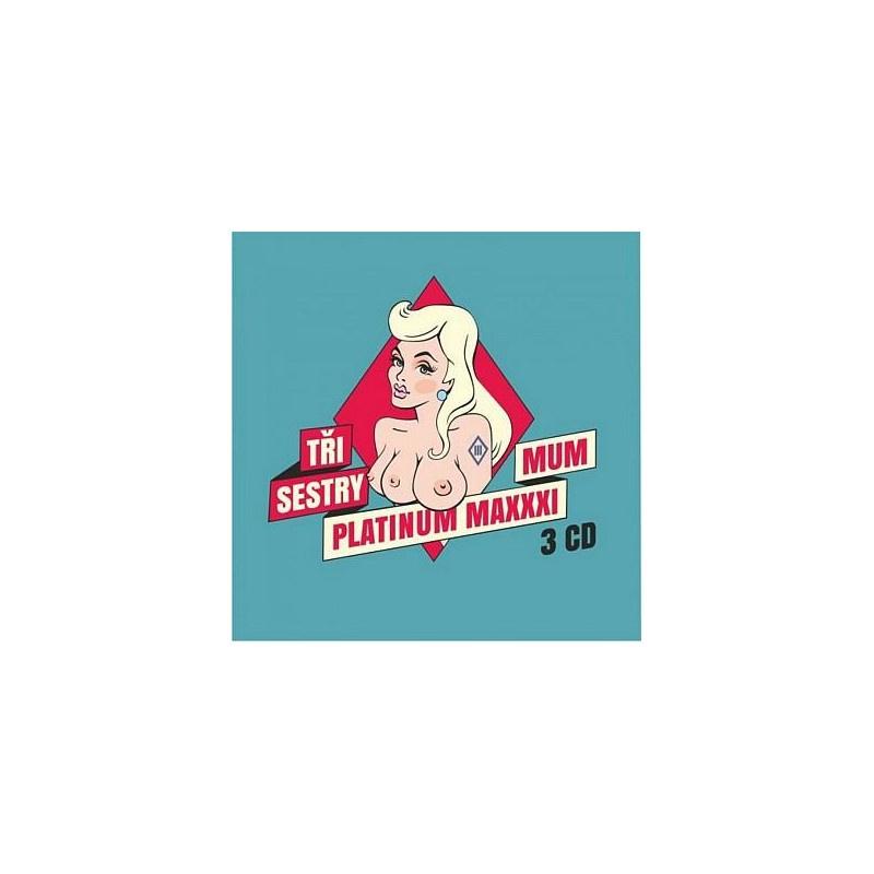Tři Sestry - Platinum Maximum 3 CD