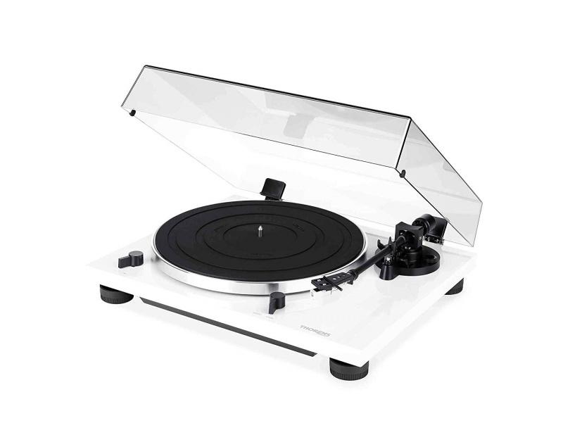 Thorens TD 201 White +  Audio-Technica AT3600