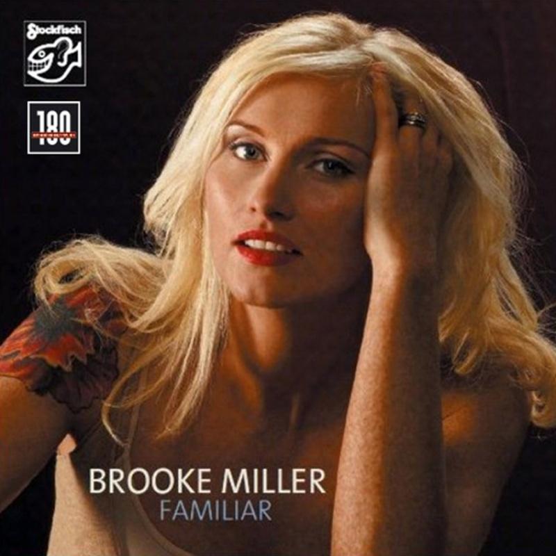 Brooke Miller - Familiar - LP